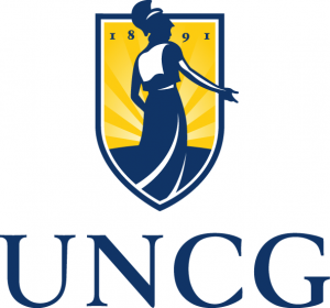 UNCG logo for guidelines
